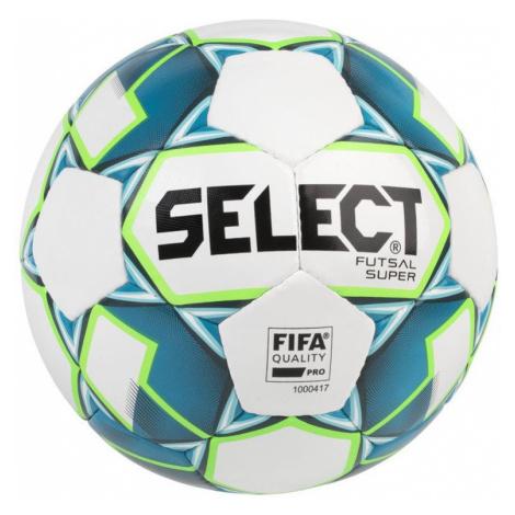 PIŁKA SELECT FB Futsal Super FIFA Quality Pro BIAŁA