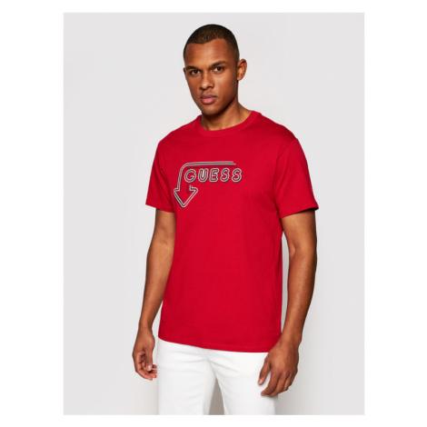 Męskie koszulki, podkoszulki Guess