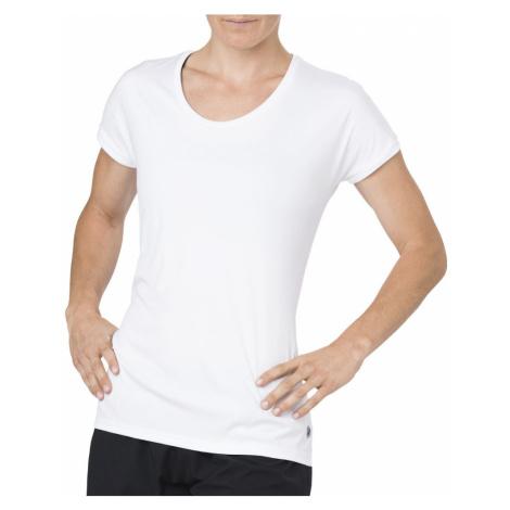 Koszulka Asics Capsleeve Top W Biała