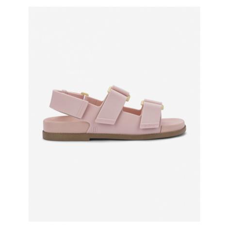 Melissa Papete Pretty Sandały Różowy