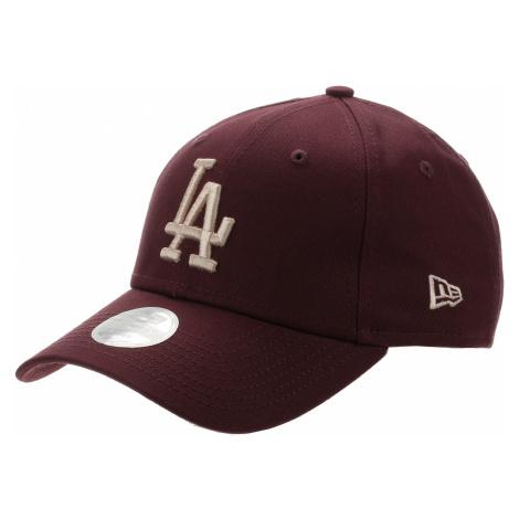 czapka z daszkiem New Era 9FO League Essential MLB Los Angeles Dodgers - Maron
