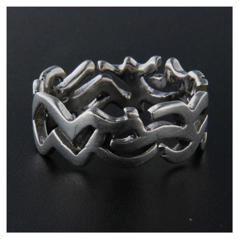 Pierścionek srebrny 13948