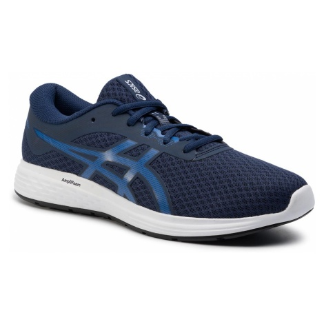 Buty ASICS - Patriot 11 1011A568 Blue Expanse/Imperial 400