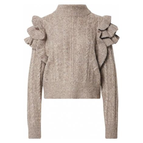 Gina Tricot Sweter 'Alice' rdzawobrązowy