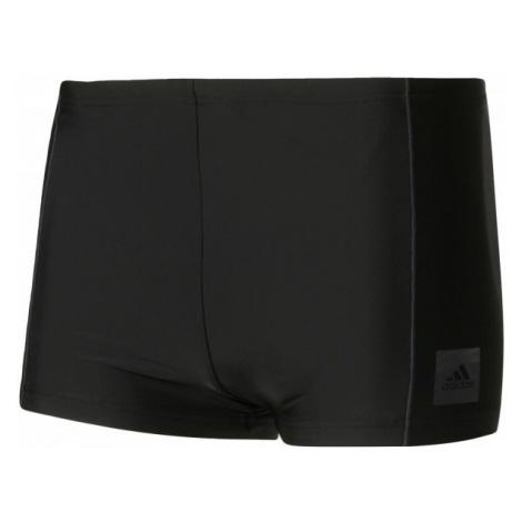 adidas ESSENCE CORE SOLID BOXER czarny 6 - Kąpielówki sportowe męskie