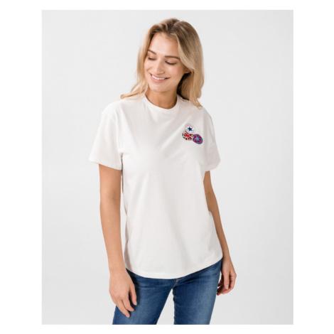 Converse Distort Koszulka Biały