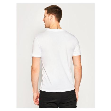 MCQ Alexander McQueen T-Shirt 277605 RMT74 9000 Biały Regular Fit