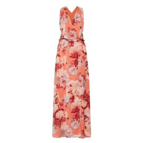 Y.A.S Letnia sukienka 'YASROSETTA SL MAXI DRESS' koralowy