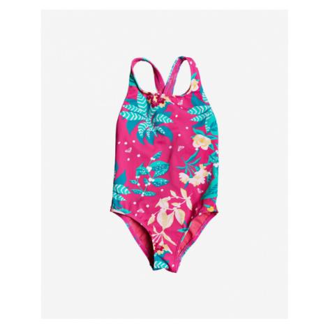 Roxy Magical Sea Strój kąpielowy dziecięcy Różowy