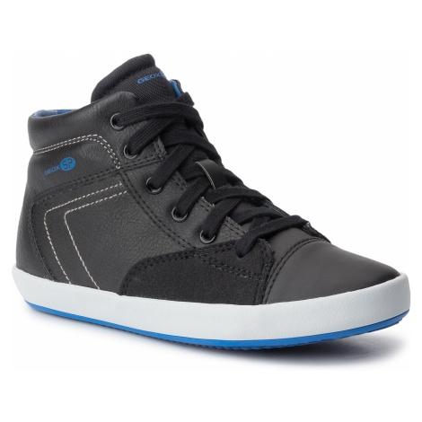 Sneakersy GEOX - J Gisli B. C J945CC 0MEBC C0245 S Black/Royal