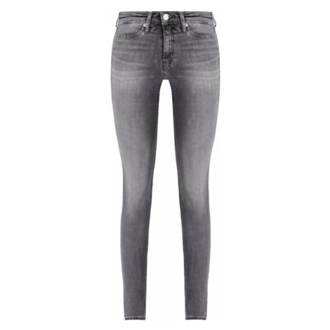 Jeansy Mid Rise Skinny Fit Calvin Klein Jeans