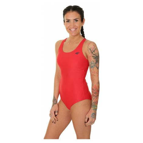 strój kąpielowy 4F H4L19-KOSP002 - 62S/Red