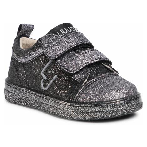 Sneakersy LIU JO - Mini Alicia 505 4F0301 TX007 Black 22222