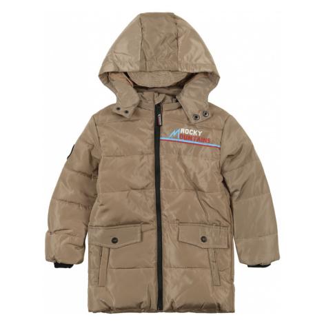 LEMON BERET Płaszcz 'Small Boys Jacket' ochra / brąz