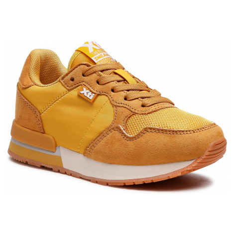 Sneakersy XTI - 57509 Yellow