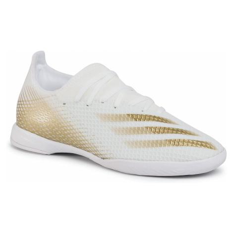 Buty adidas - X Ghosted.3 In EG8204 Ftwwht/Metgol/Ftwwht
