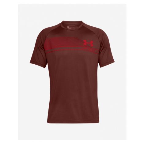 Under Armour Logo Wordmark Tech™ Koszulka Brązowy