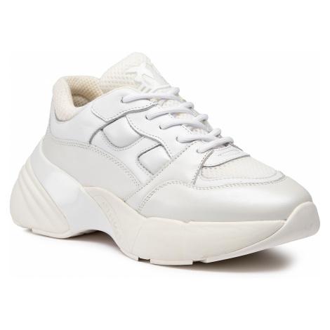 Sneakersy PINKO - Rubino 4 Sneaker AI 20-21 PBKSH 1P21ZE Y6GD White Z04