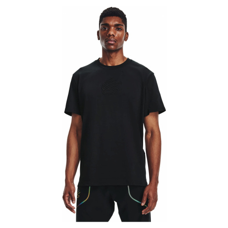 Under Armour Curry Embroidered Undrtd Tee Black