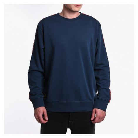 Bluza męska Alpha Industries RBF Tape Sweater 196304 435