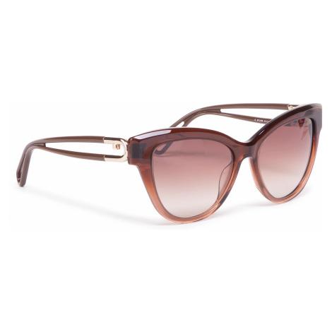 Okulary przeciwsłoneczne FURLA - Sunglasses SFU466 WD00007-ACM000-03B00-4-401-20-CN-D Cognac h