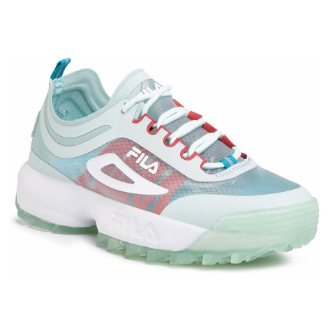 Sneakersy FILA - Disruptor Run Cb 1010867.51G Soothing Sea