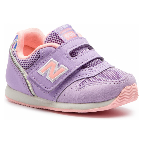 Sneakersy NEW BALANCE - IV996M1 Fioletowy