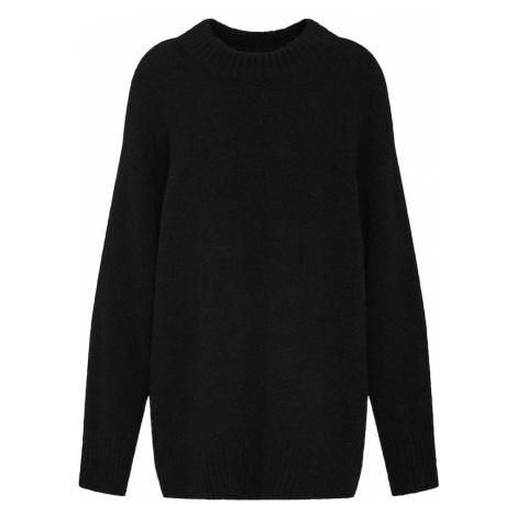 EDITED Sweter oversize 'Luca' czarny