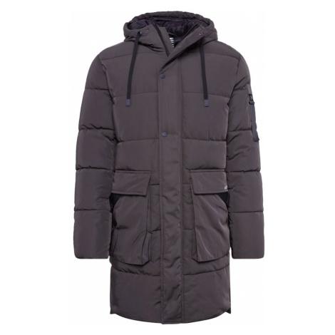 FREAKY NATION Płaszcz zimowy 'Cold and Windy' oliwkowy