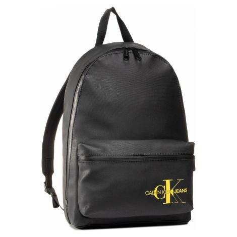 Plecak CALVIN KLEIN JEANS - Ckj Coated Cotton Campus Bp 45 K50K505552 BDS