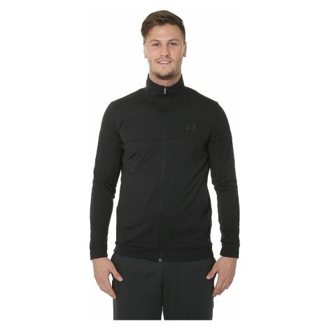 bluza Under Armour Sportstyle Pique Zip - 001/Black/Black