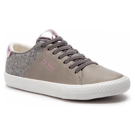 Sneakersy GUESS - Lara FJ5LAR ELE12 GREY