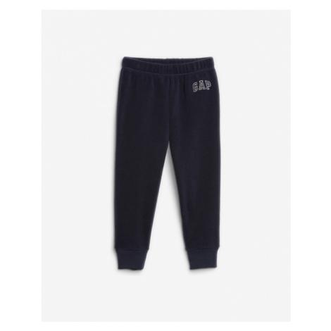 GAP Spodnie dresowe dziecięce Czarny