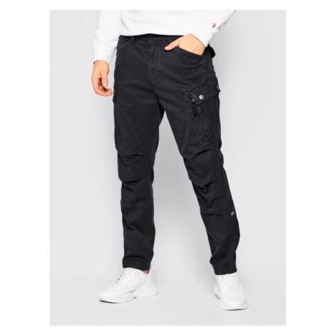 G-Star Raw Spodnie materiałowe Roxic D14515-C096-B567 Granatowy Regular Fit