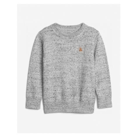 GAP Sweter dziecięcy Szary