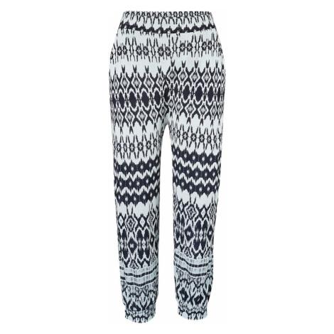 LASCANA Spodnie czarny / biały