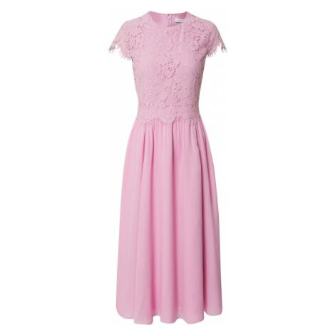 IVY & OAK Sukienka koktajlowa 'DRESS 2IN1 ANKLE' różowy