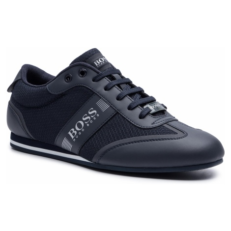 Sneakersy BOSS - Lighter 50370438 10199225 01 Dark Blue 401 Hugo Boss