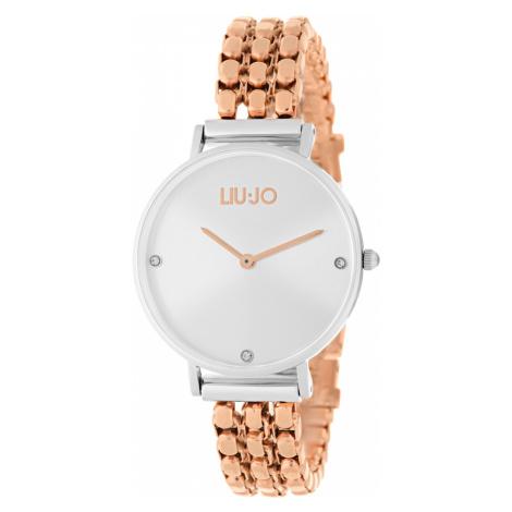 Liu Jo Framework Zegarek Beżowy