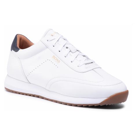 Sneakersy BOSS - Sonic 50432576 10214595 01 White 100 Hugo Boss
