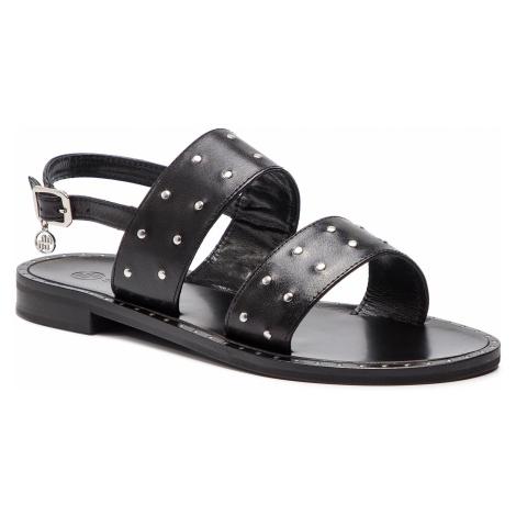 Sandały SOLO FEMME - 72901-11-A19/000-07-00 Czarny
