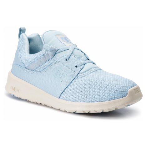 Sneakersy DC - Heathrow ADJS700021 Light Blue (Lbl)