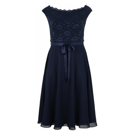 SWING Curve Suknia wieczorowa niebieski