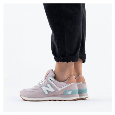 Buty damskie sneakersy New Balance WL574BCN