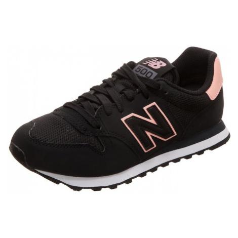 New Balance Trampki niskie 'GW500' różowy pudrowy / czarny / biały