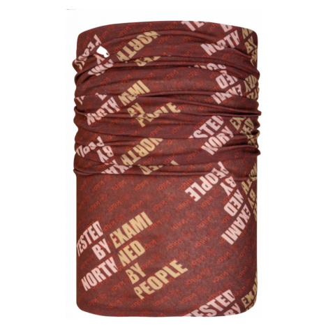 Darlin wielofunkcyjny szalik ciemnoczerwony - Kilpi UNI