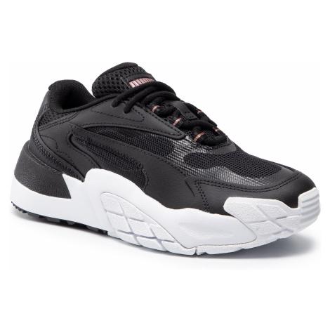 Sneakersy PUMA - 375120 02 Puma Blk/Rose Gold/Puma Wht