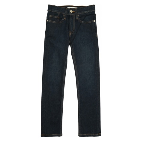 Calvin Klein Jeans Jeansy 'SLIM RINSE BLUE STR' niebieski denim