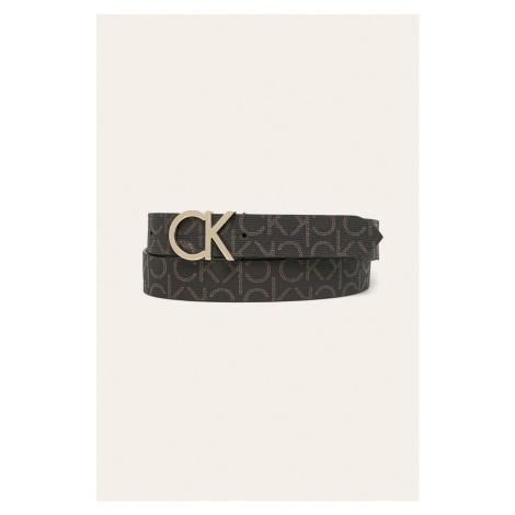 Calvin Klein - Pasek skórzany