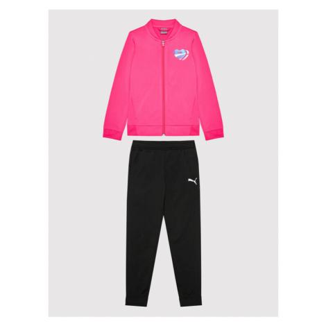 Dziewczęce sportowe ubrania Puma